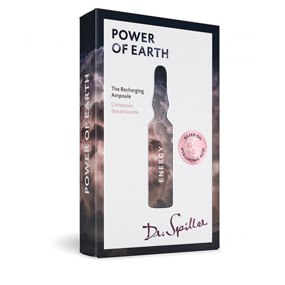 Ампульний концентрат Енергія Сила землі - Dr. Spiller Energy - Power of Earth