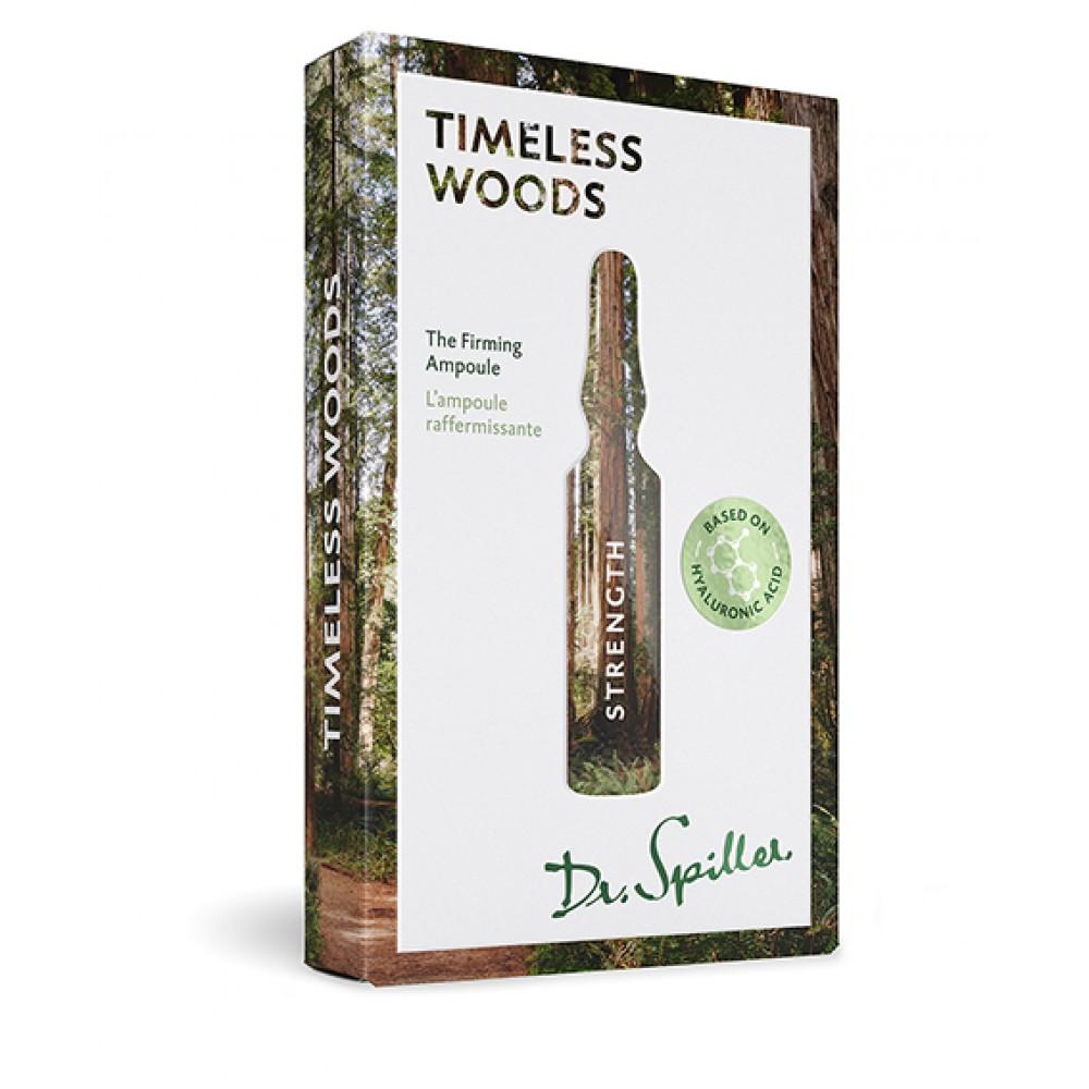 Ампульный концентрат укрепляющего действия - Dr. Spiller Strength — Timeless Woods