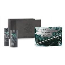 Мужской подарочный набор - Dr.Spiller MYS Skin essentials for him