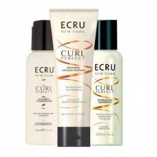 """Набор """"Идеальные локоны"""" - Ecru NY Curl Defining Kit"""