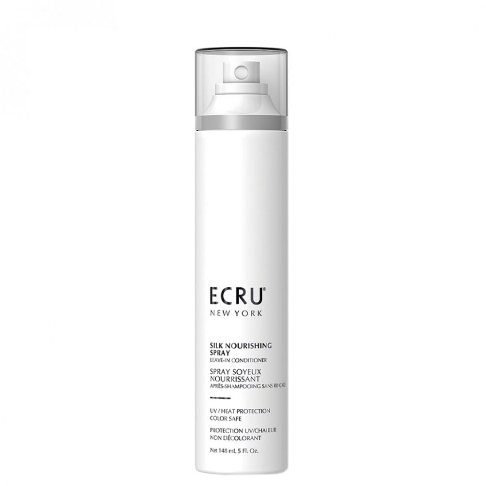 "Cпрей для волосся ""Живильний шовк"" - Ecru New York Silk Nourishing Spray"