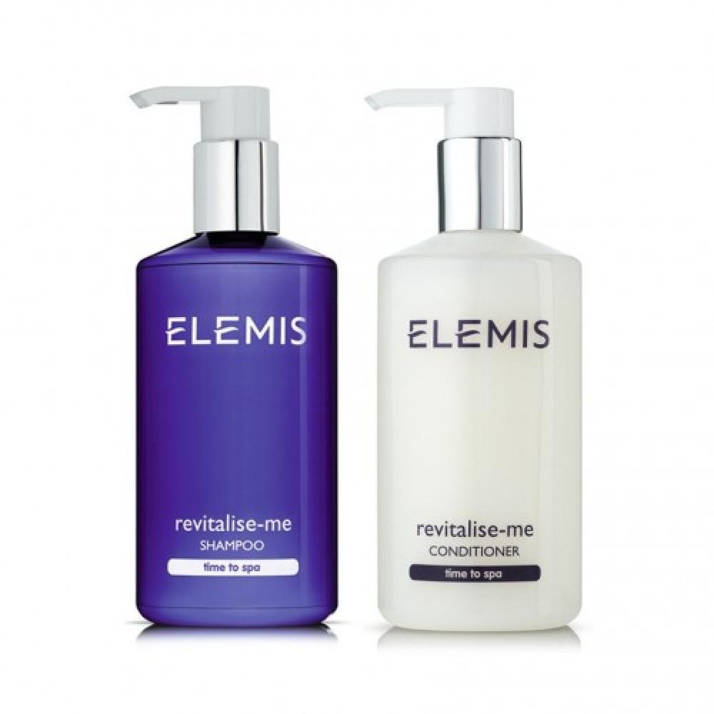 Дуэт Шампунь & Кондиционер для волос - Elemis Revitalise-Me Shampoo & Conditioner Duo