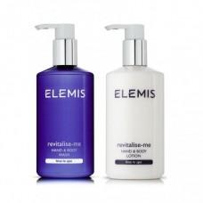 Дуэт Гель & Лосьон для рук и тела - Elemis Revitalise-Me Hand & Body Wash & Lotion Duo