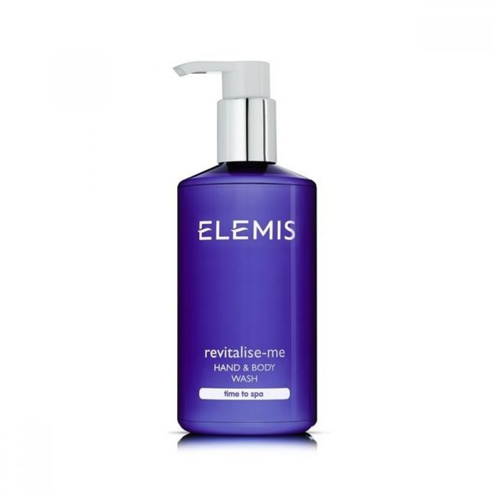 Гель для тела и рук - Elemis Revitalise-me Hand & Body Wash Time to SPA