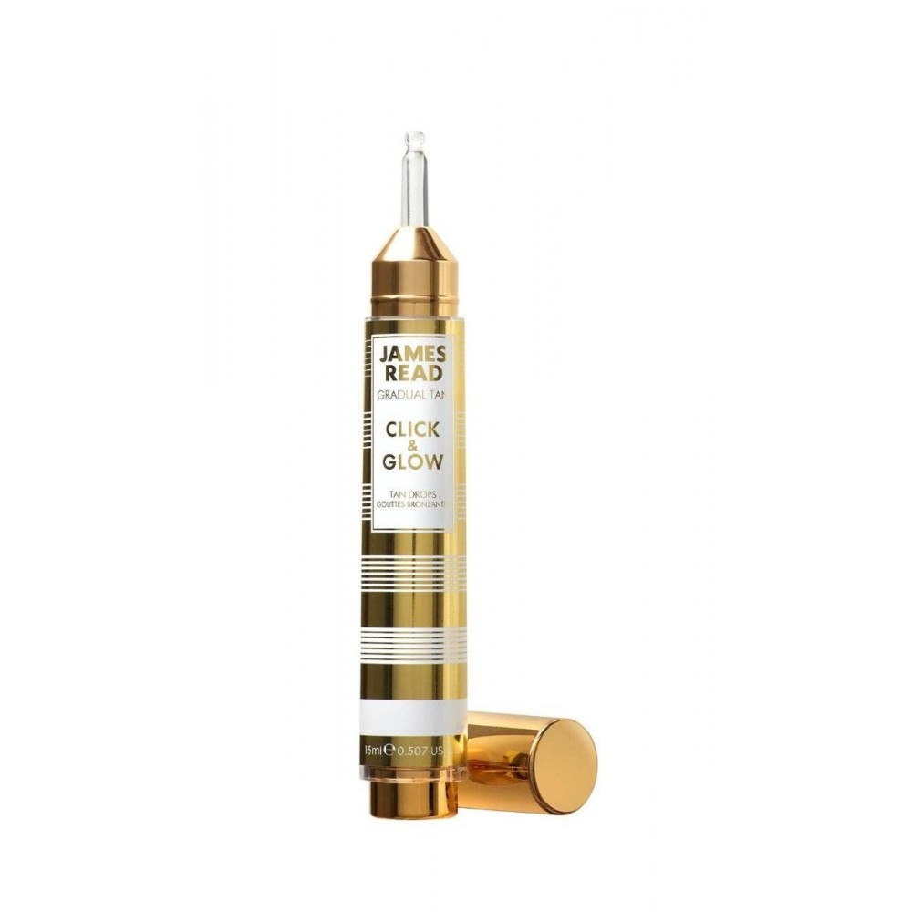 Гель-кликер - James Read Click & Glow Tan Drops