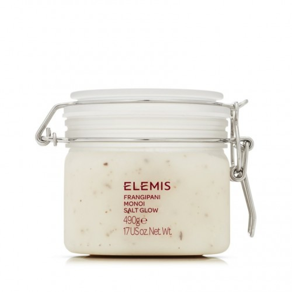 Cолевой скраб для тела Франжипани Монои - Elemis Frangipani Monoi Salt Glow
