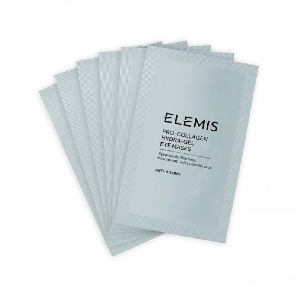 Гидро-гелевые лифтинг-патчи для контура глаз - Elemis Pro-Collagen Hydra-Gel Eye Masks