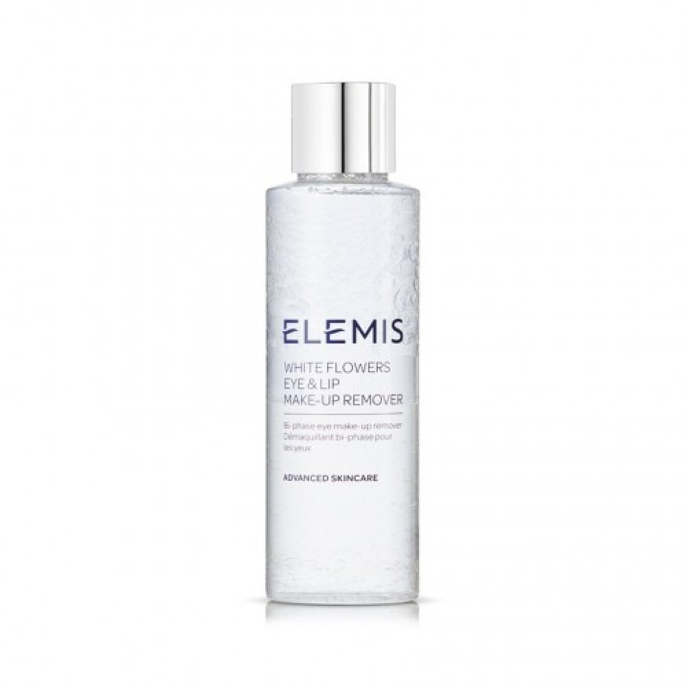 Двухфазный лосьон для демакияжа Белая Лилия - Elemis White Flowers Eye & Lip Make-Up Remover