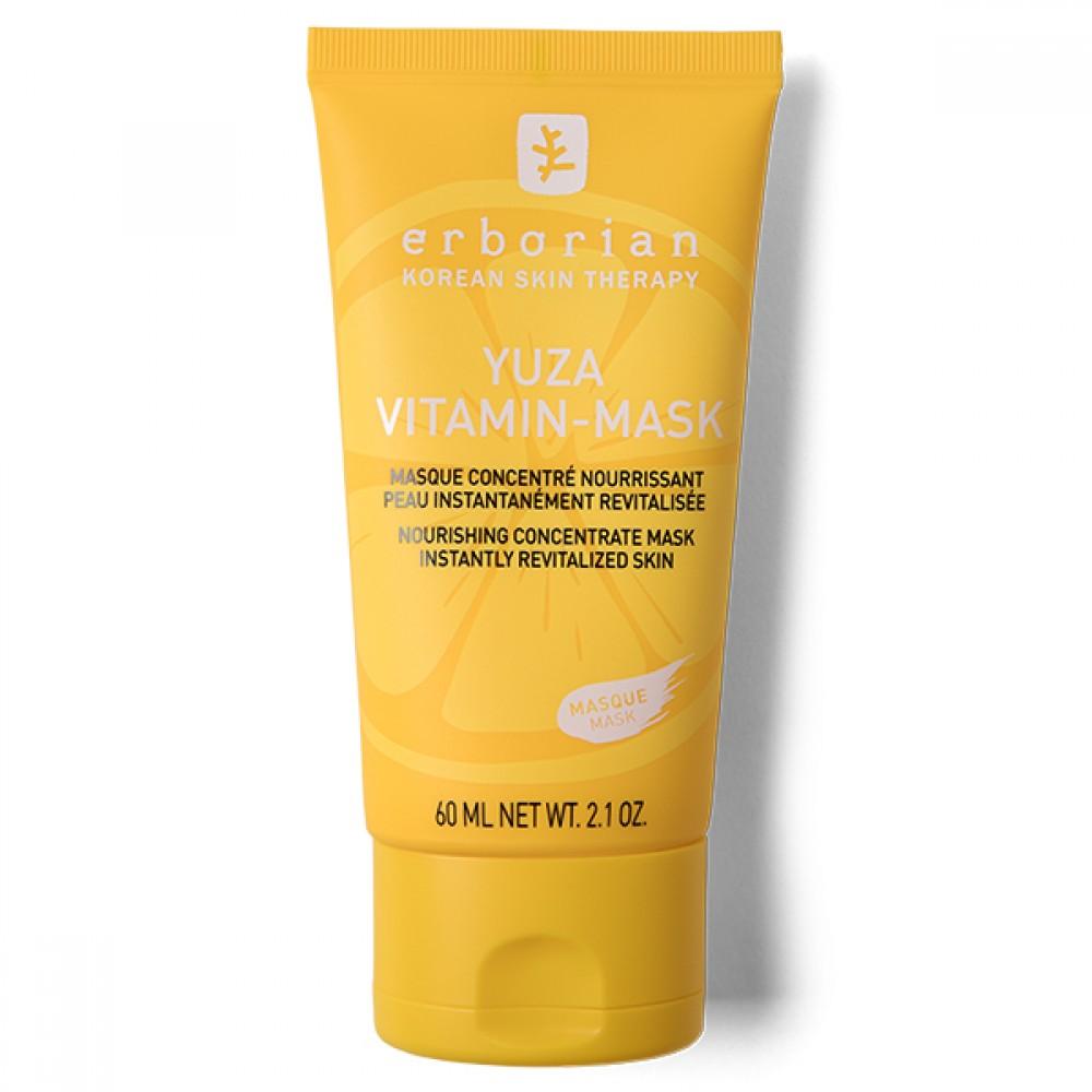 Витаминная маска для лица - Erborian Yuza Vitamin Mask