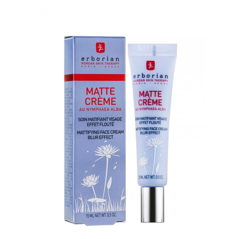 Матуючий крем для обличчя - Erborian Matt Cream