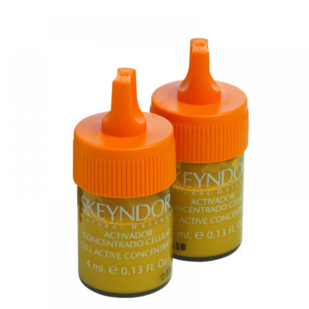 Активный восстанавливающий клеточный концентрат - Skeyndor Natural Defence Cell Active Concentrate