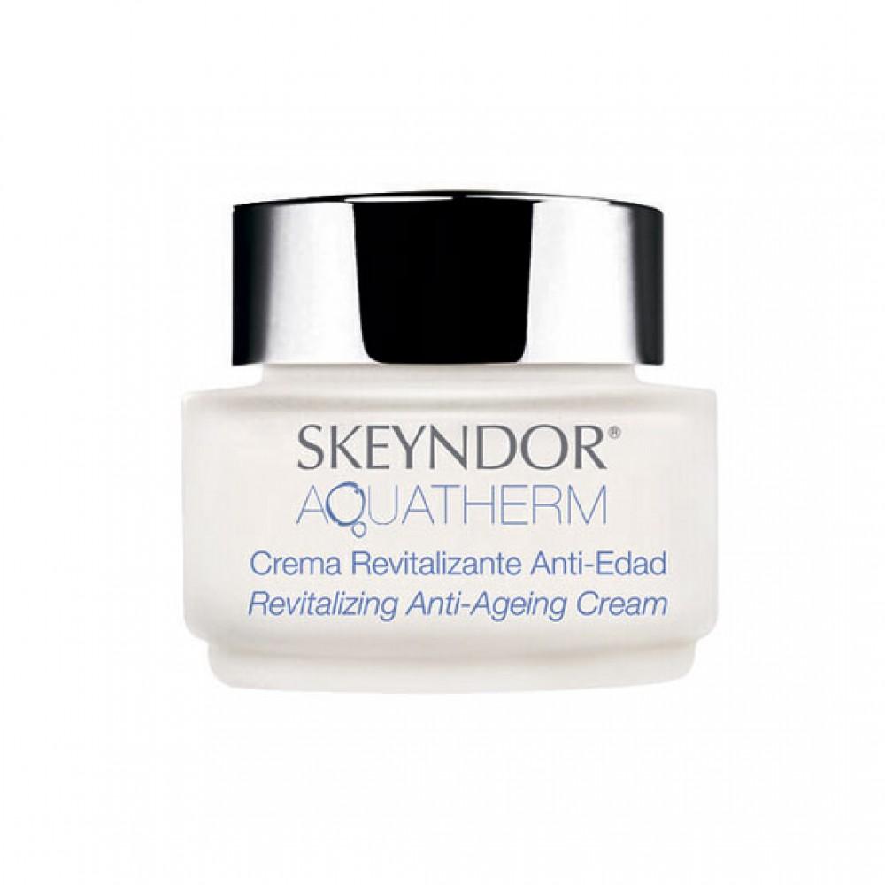 Восстанавливающий антивозрастной крем - Skeyndor Aquatherm Revitalizing Anti-Aging Cream