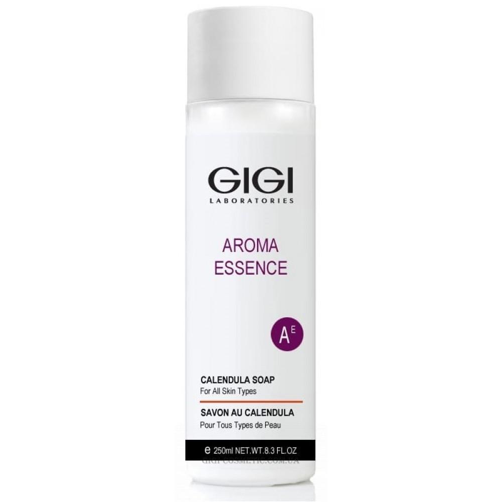 Мыло с календулой для всех типов кожи - GIGI Aroma Essence Calendula Soap