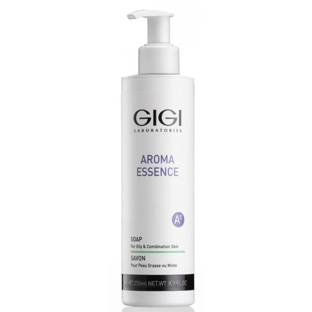 Мыло для жирной и комбинированной кожи - GIGI Aroma Essence Soap For Oily & Combination Skin
