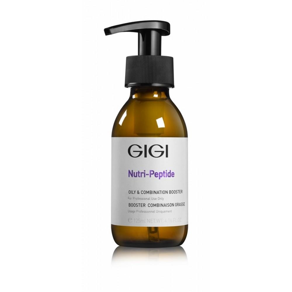 Бустер для комбинированной и жирной кожи - GIGI Nutri-Peptide Oily & Combination Booster