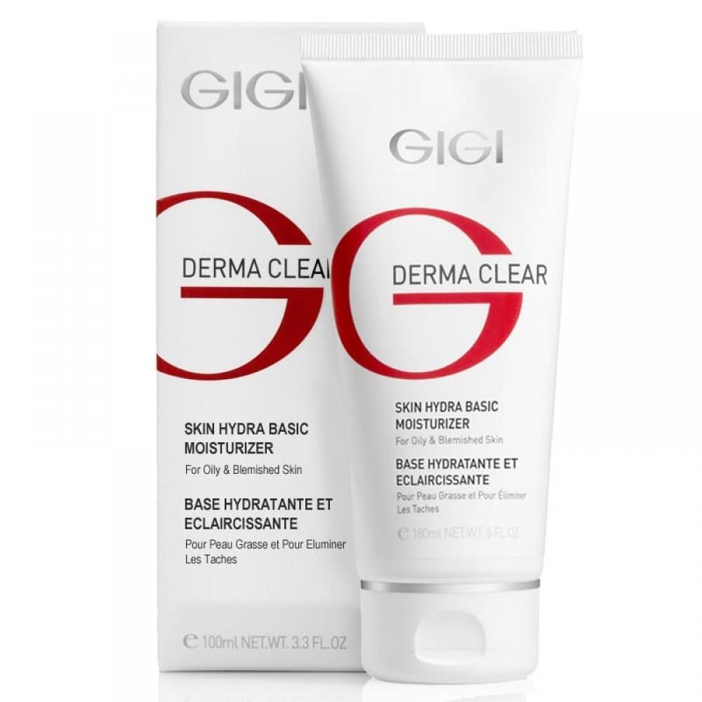 Базисный увлажнитель -  GIGI Derma Clear Skin Hydra Basic Moisturizer