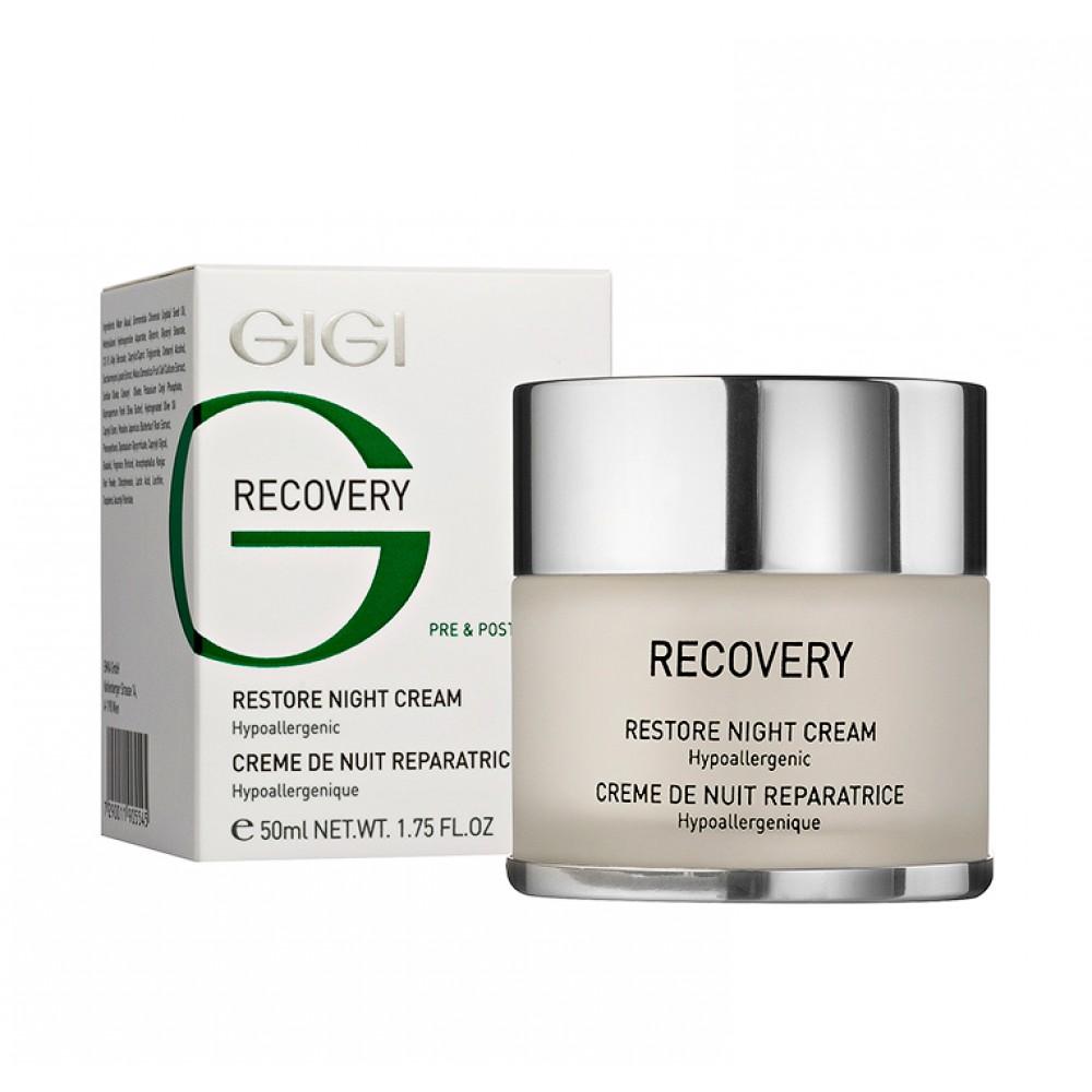 Восстанавливающий ночной крем - GIGI Recovery Restore Night Cream