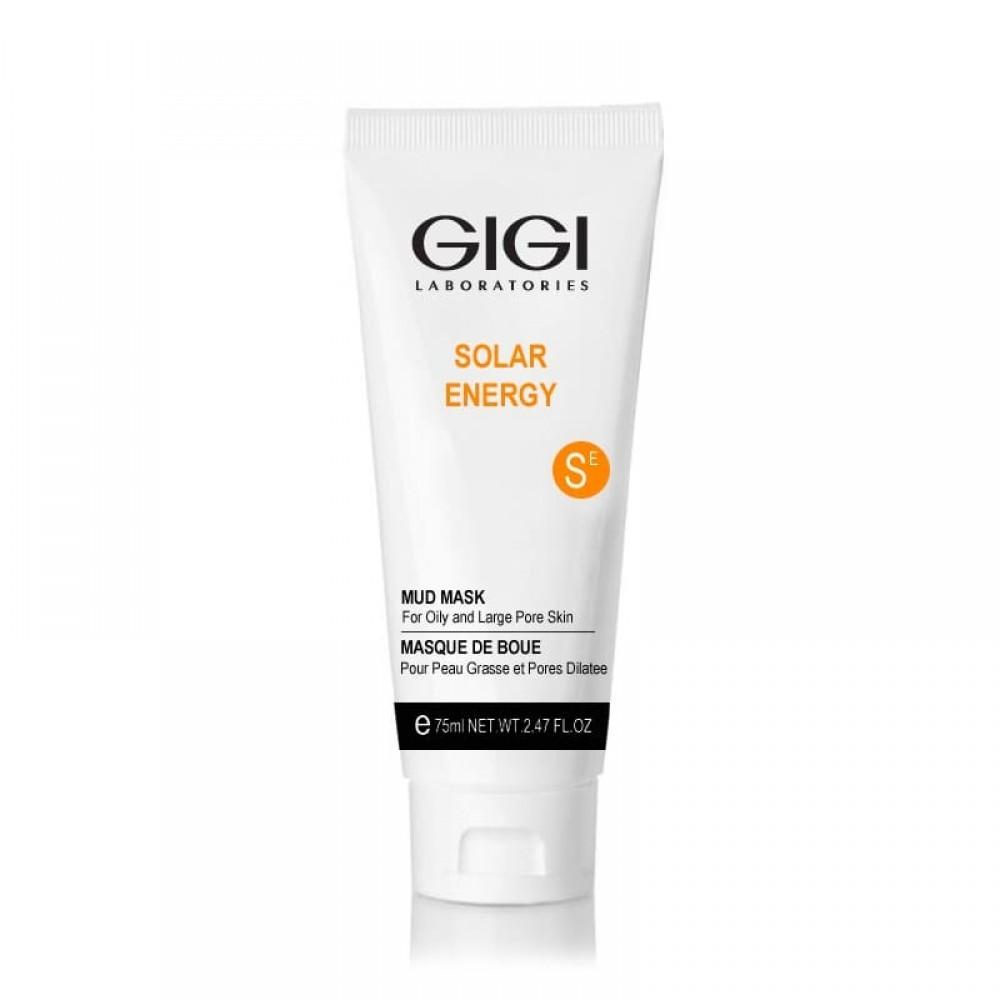 Грязевая маска - GIGI Solar Energy Mineral Mud Mask