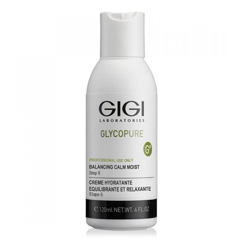 Гель успокаивающий - GIGI Glycopure Balancing Calm Moist