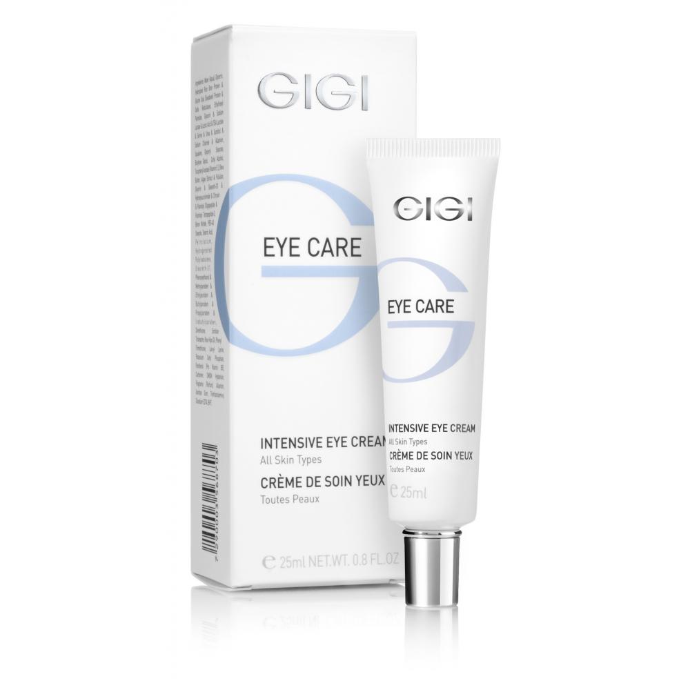 Интенсивный крем для кожи вокруг глаз - GIGI Eye Care Intensive Eye Cream