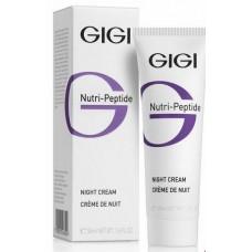 Питательный ночной крем - GIGI Nutri-Peptide Night Cream