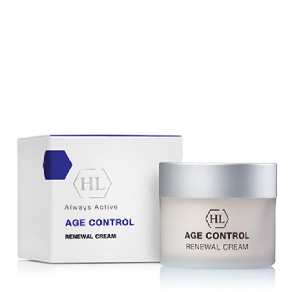 Крем для лица - Holy Land Cosmetics Age Control Renewal Cream