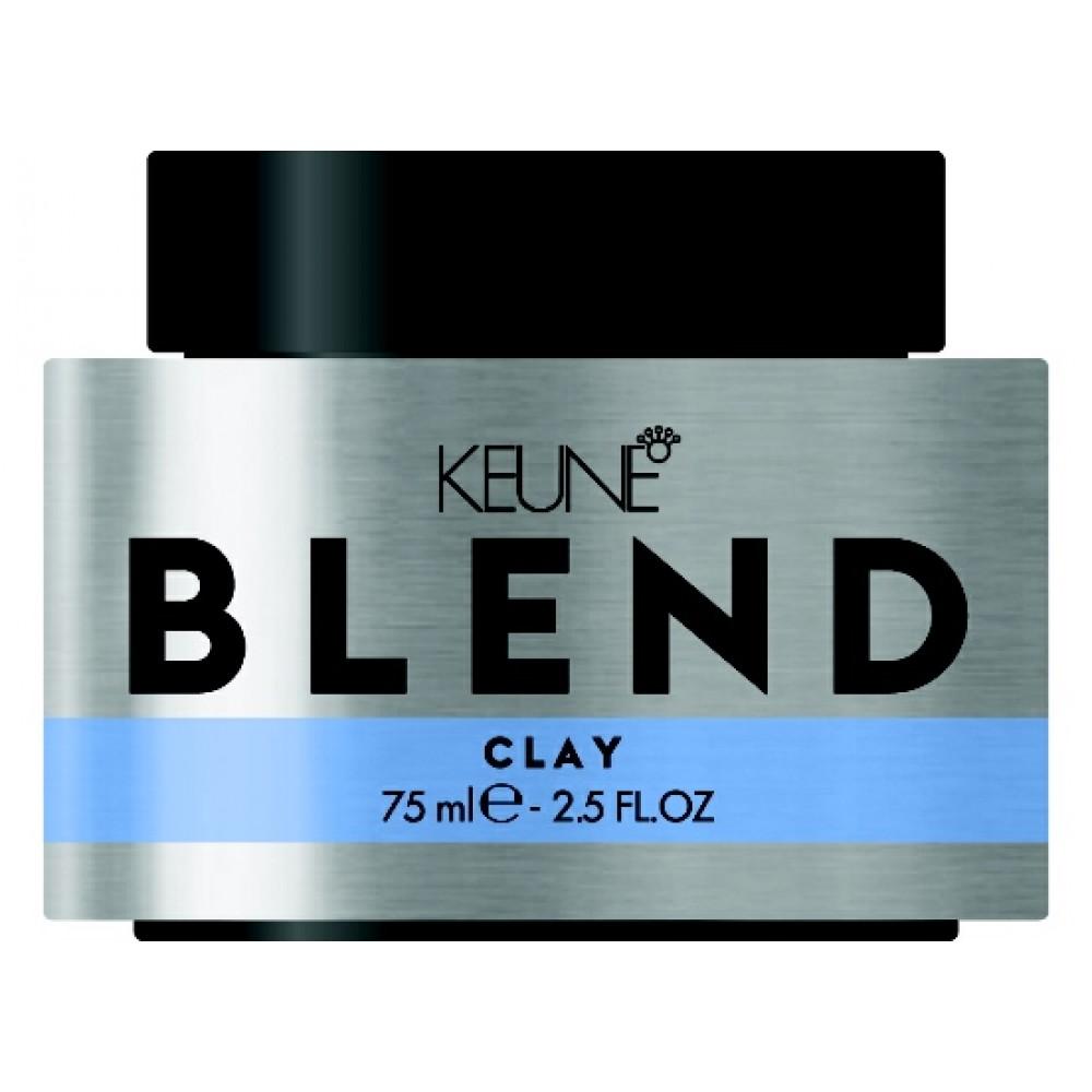 Глина с матирующим эффектом для укладки волос - Keune Blend Glue