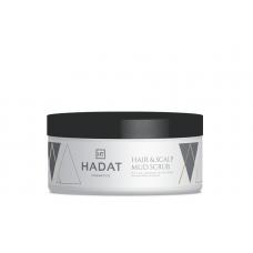 Очищающий скраб с морской солью для волос и кожи головы - Hadat Cosmetics Hair & Scalp Mud Scrub