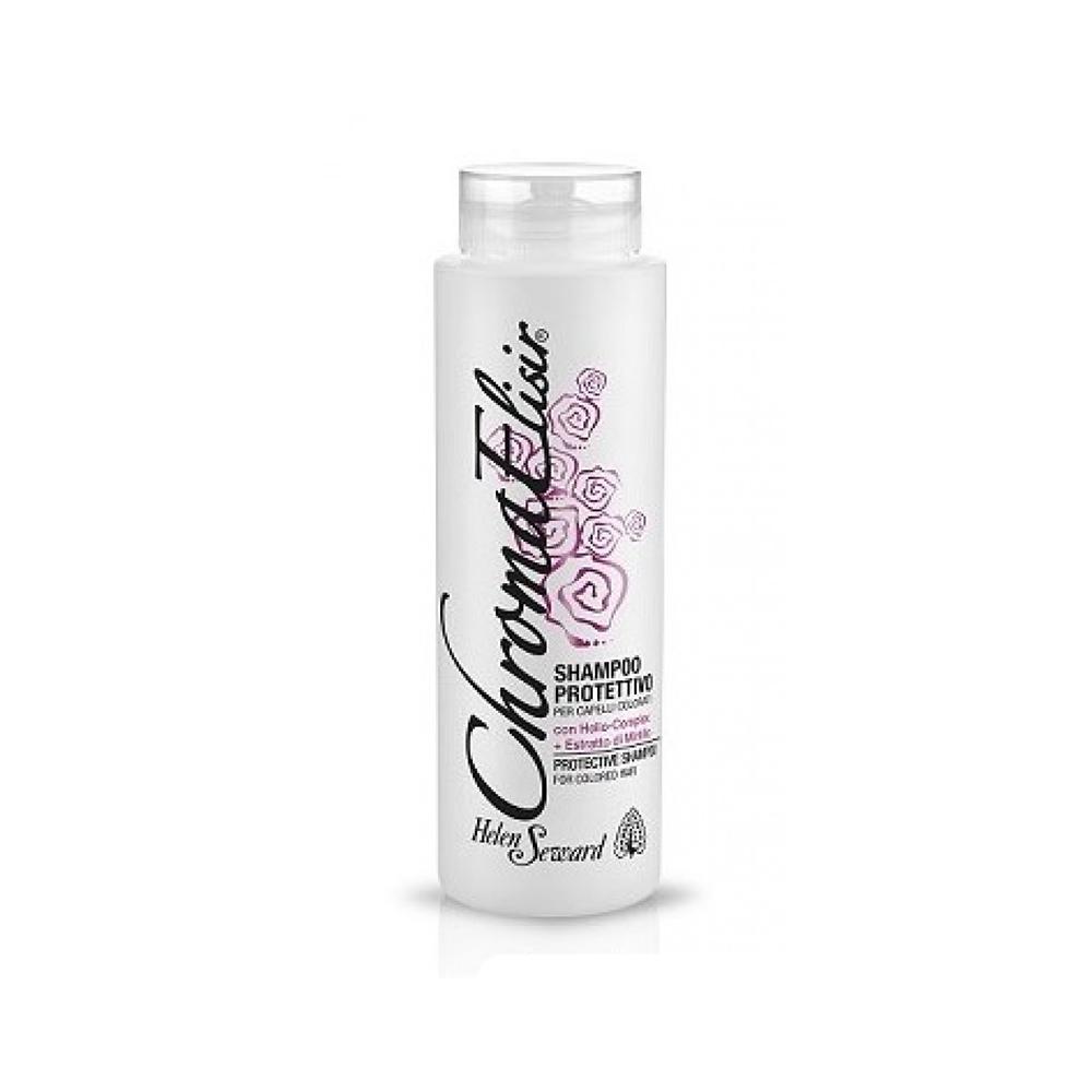 Защитный шампунь для окрашенных волос - Helen Seward Chroma Elisir Protective Shampoo