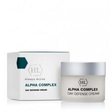Дневной защитный крем - Holy Land Cosmetics Alpha Complex Day Defense Cream SPF 15