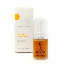 Сыворотка для век - Holy Land Cosmetics C The Success Eye Serum