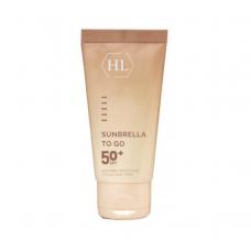 Сонцезахисний крем SPF 50 - Holy Land Cosmetics Sunbrella To Go SPF 50+
