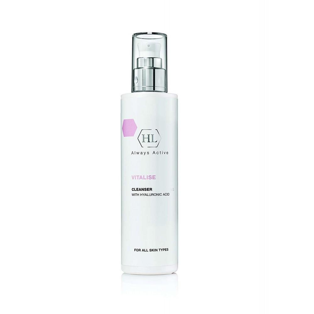 Очищающее средство с гиалуроновой кислотой - Holy Land Cosmetics Vitalise Cleanser