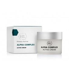 Активный крем - Holy Land Cosmetics Alpha Complex Active Cream