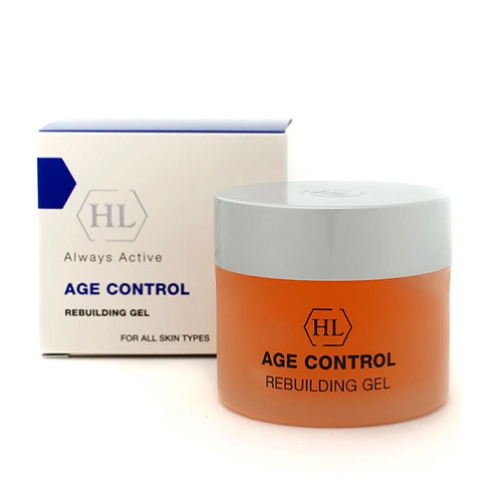 Восстанавливающий гель - Holy Land Cosmetics Age Control Rebuilding Gel
