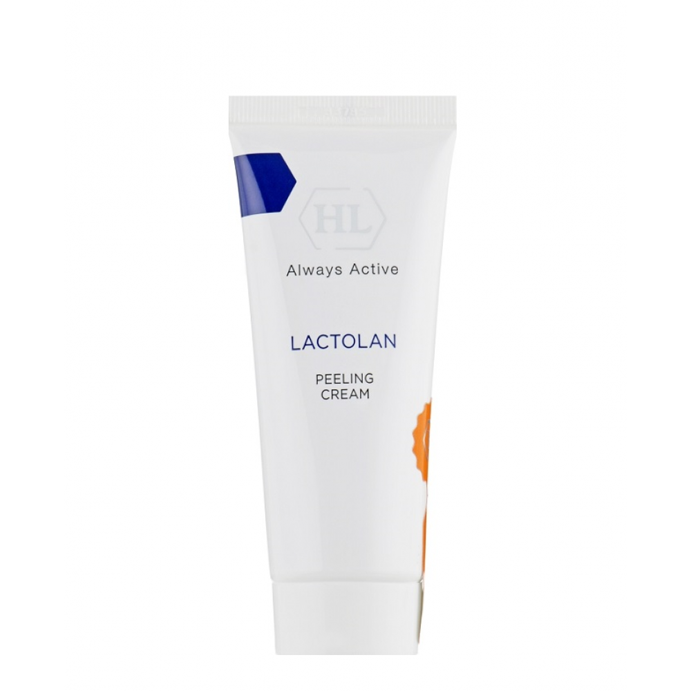 Крем-пилинг - Holy Land Cosmetics Lactolan Peeling Cream