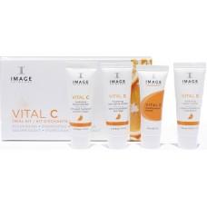 Пробный набор - Image Skincare VITAL C Travel/Trial Kit