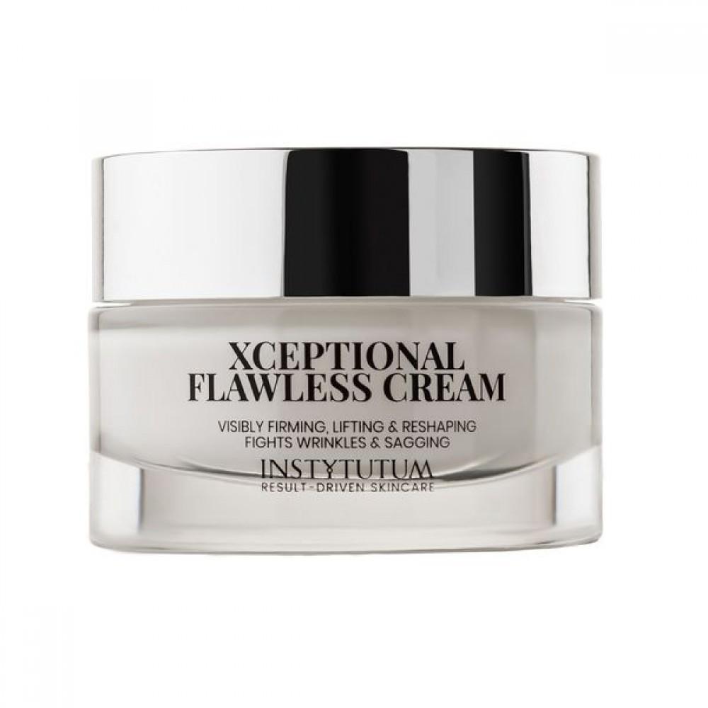 Антивіковий крем - ліфтинг для обличчя - Instytutum Xceptional Flawless Cream