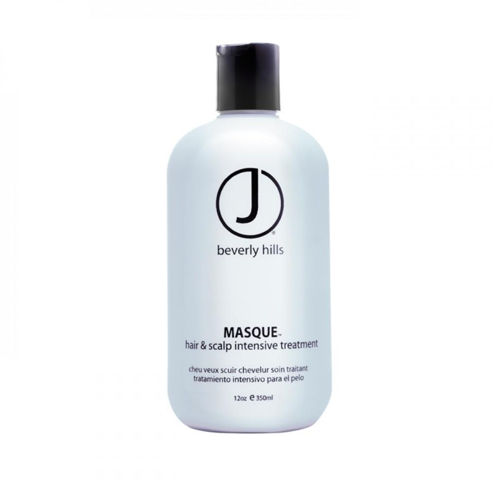 Інтенсивна відновлююча маска для волосся та шкіри голови - J Beverly Hills Blue Specialty Masque Hair and Scalp Intensive Treatment