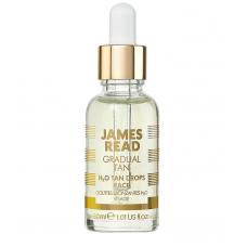 Краплі-концентрат для обличчя з ефектом засмаги - James Read H2O Tan Drops Face