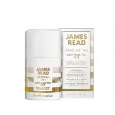 Нічна маска для обличчя з ефектом засмаги - James Read Sleep Mask Tan Face