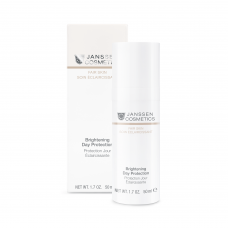 Осветляющий дневной крем - Janssen Cosmetics Brightening Day Protection
