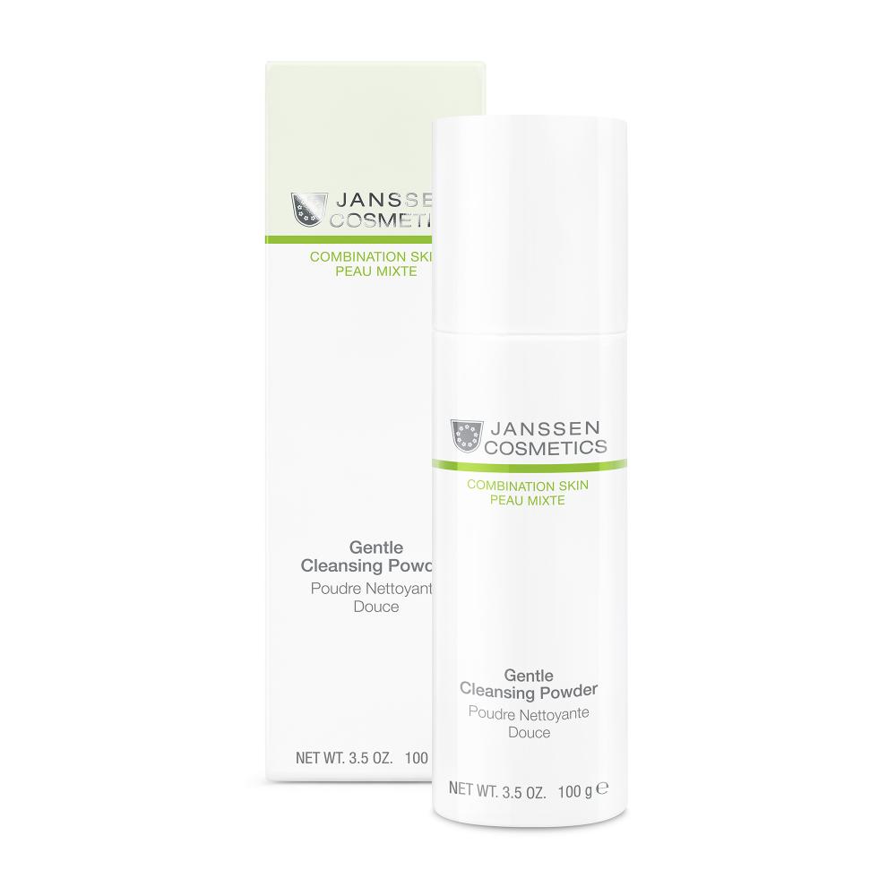 Очищающая пудра - Janssen Cosmetics Gentle Cleansing Powder