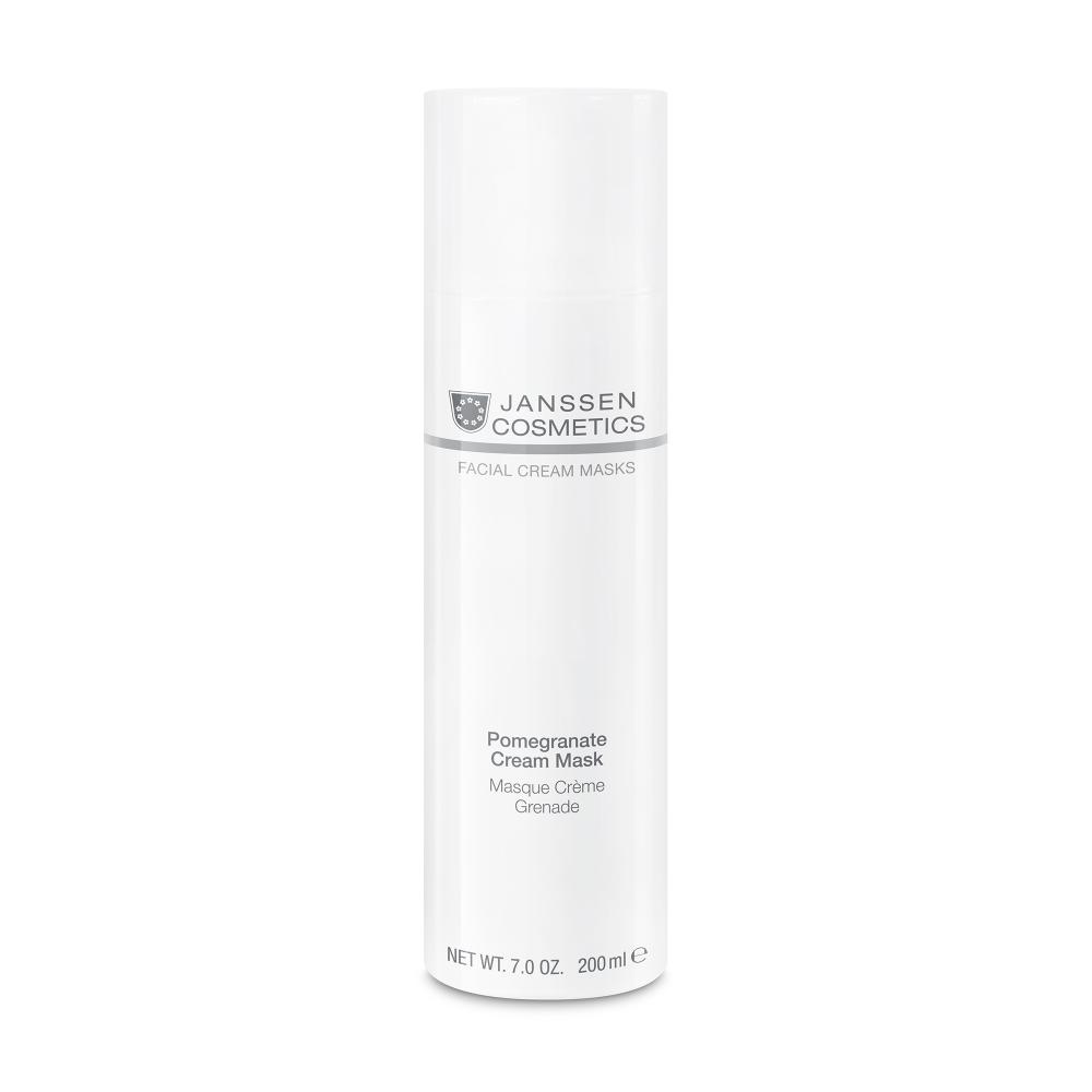 Гранатовая маска - Janssen Cosmetics Pomegranate Cream Mask