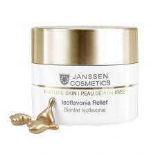 Капсулы с изофлавонами - Janssen Cosmetics Isoflavonia Relief