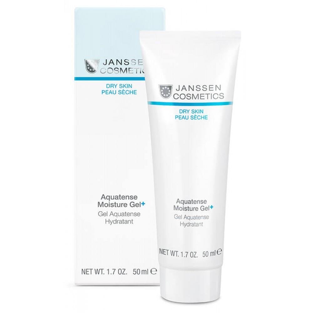 Сверхувлажняющий гель - Janssen Cosmetics Aquatense Moisture Gel