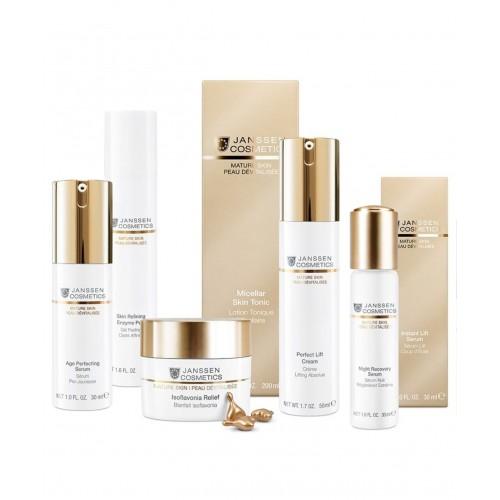 Скидки на всю продукцию бренда Janssen Cosmetics
