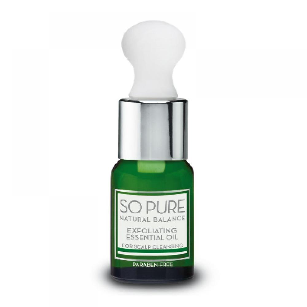 """Эфирное масло """"Забота о коже головы"""" - Keune So Pure Exfoliating Essential Oil"""
