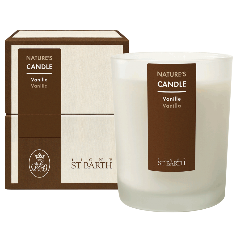 Ароматическая свеча Ваниль – Ligne St Barth Nature's Candle Vanilla