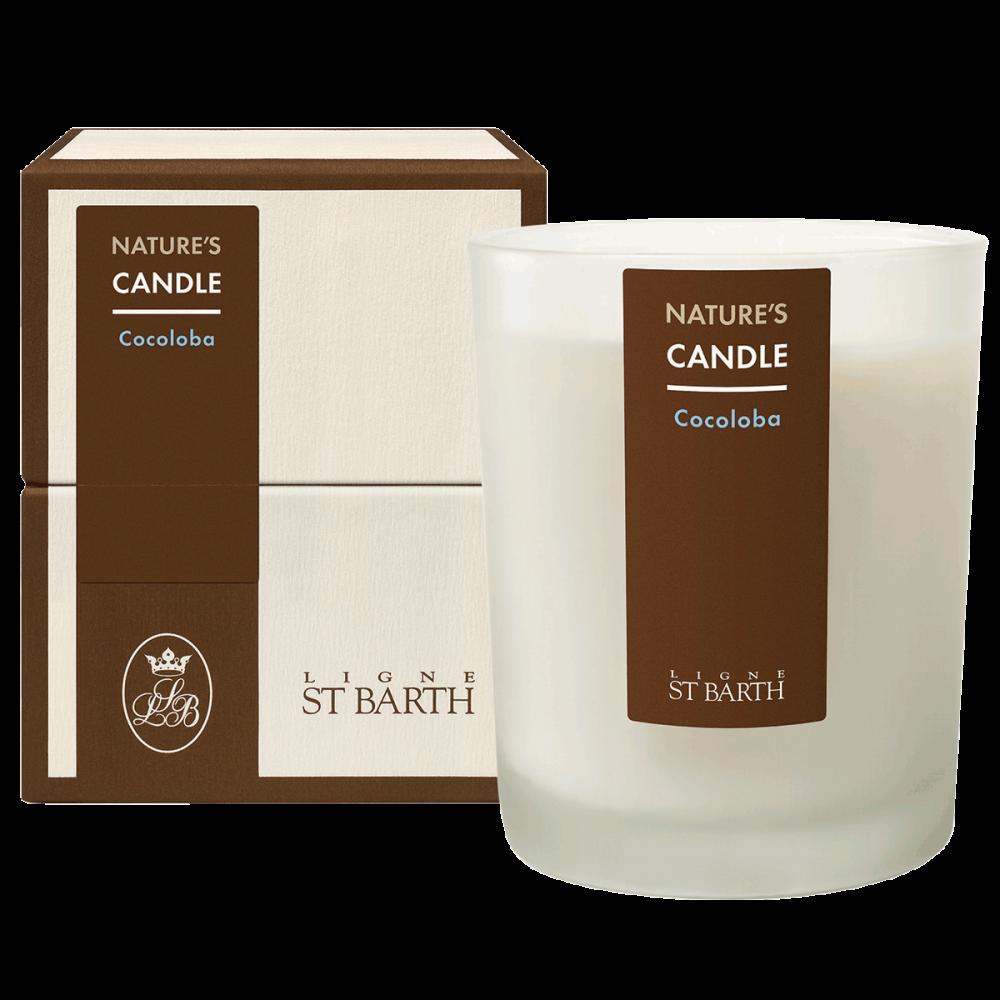 Ароматическая свеча Коколоба – Ligne St Barth Nature's Candle Cocoloba